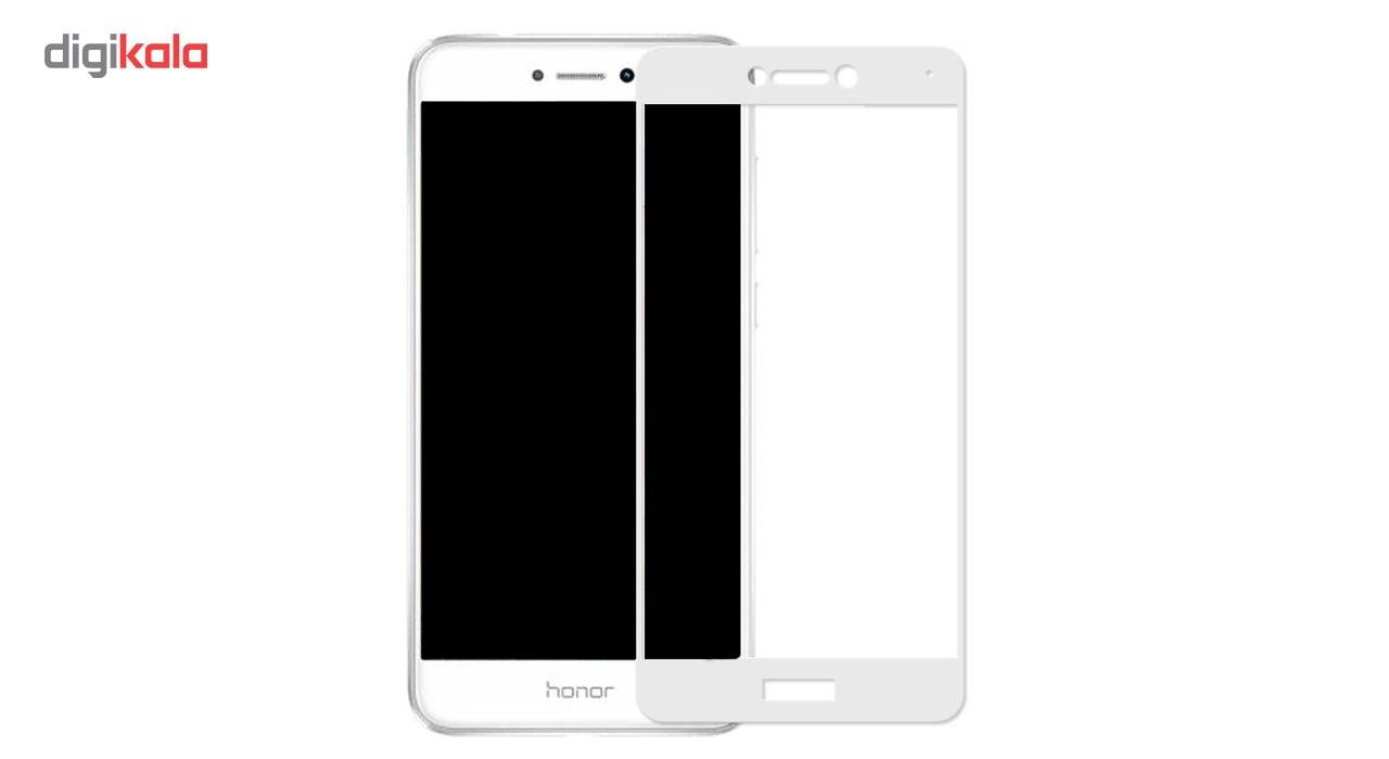 محافظ صفحه نمایش شیشه ای ریمو مدل Full Cover مناسب برای گوشی هوآوی Honor 8 Lite main 1 3