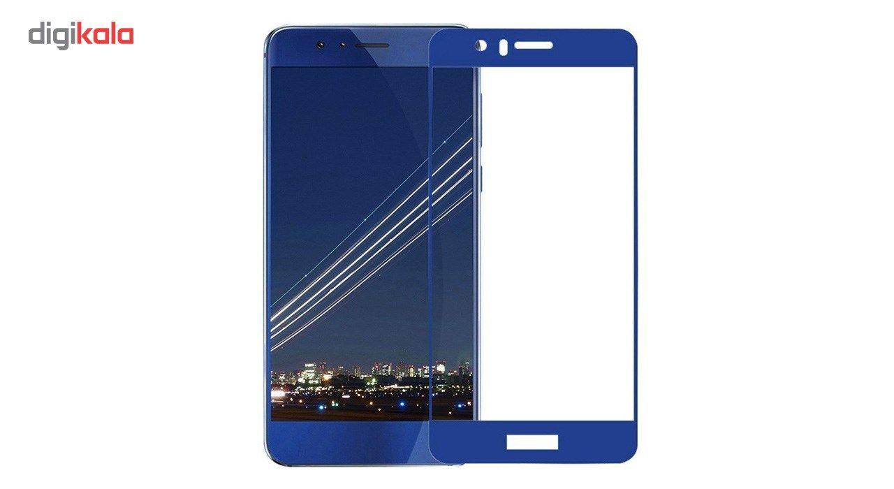 محافظ صفحه نمایش شیشه ای ریمو مدل Full Cover مناسب برای گوشی هوآوی Honor 8 Lite main 1 5