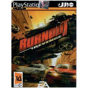بازی BURNOUT مخصوص PS2