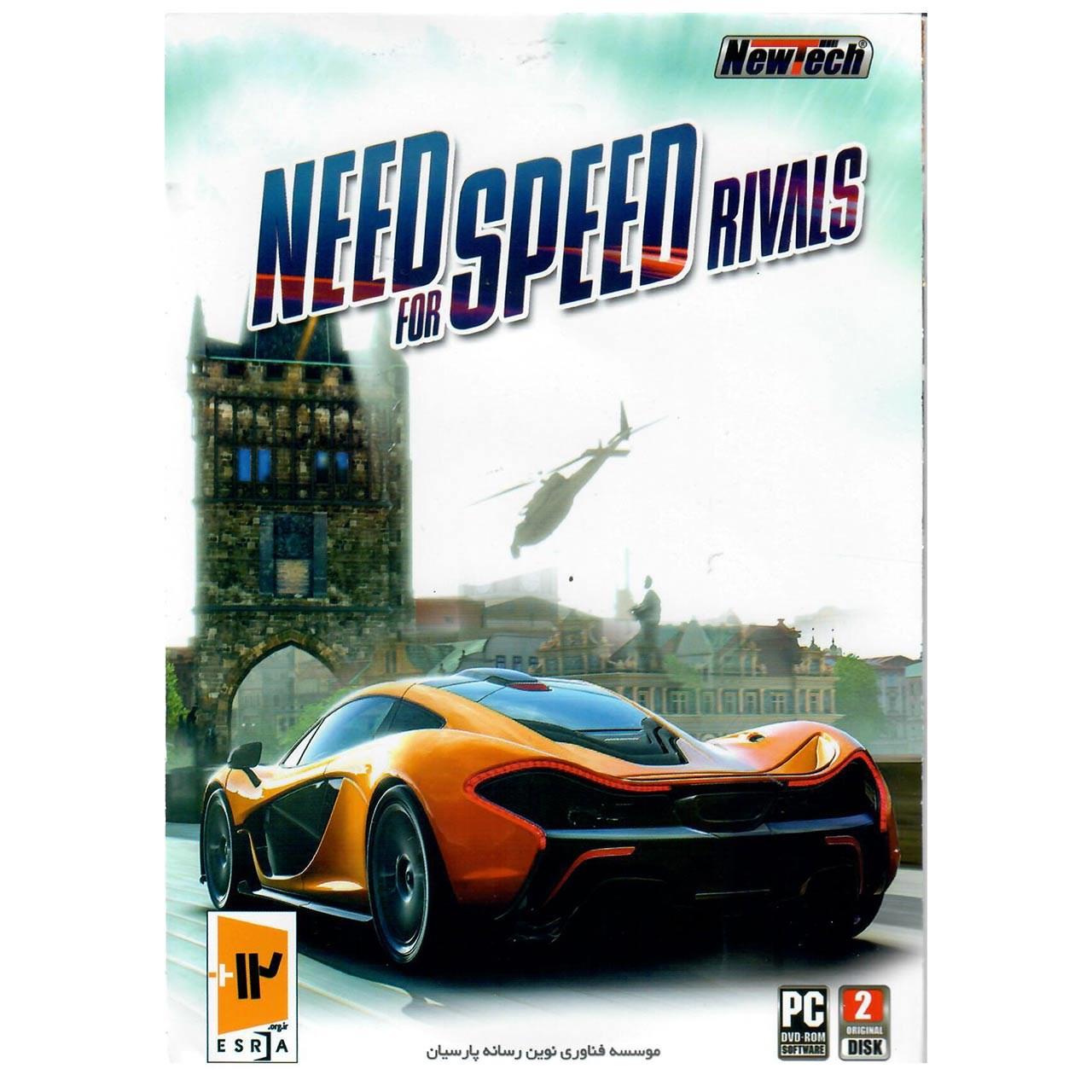 بازی کامپیوتری Need Foe Speed Rivals مخصوص PC