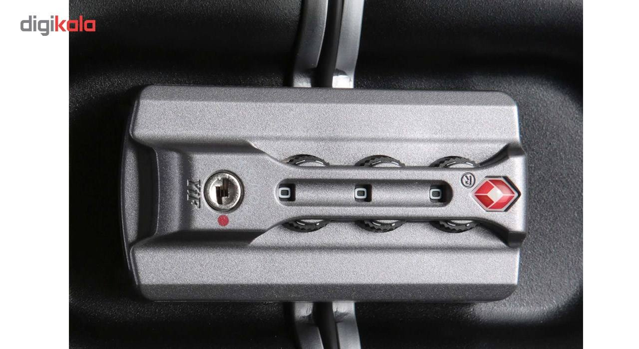چمدان دلسی مدل Bastille سایز متوسط -  - 7