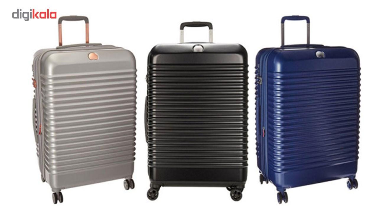 چمدان دلسی مدل Bastille سایز متوسط -  - 9