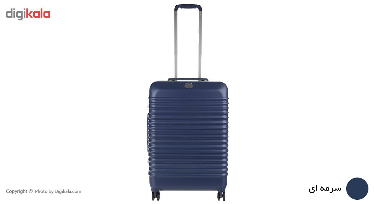 چمدان دلسی مدل Bastille سایز متوسط -  - 13