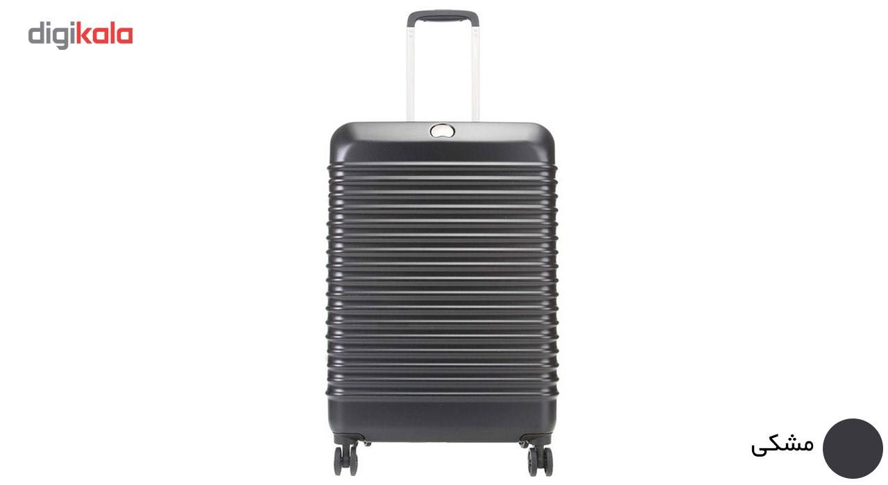 چمدان دلسی مدل Bastille سایز متوسط -  - 14