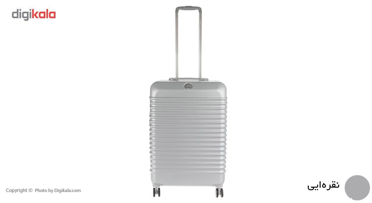چمدان دلسی مدل Bastille سایز متوسط -  - 11