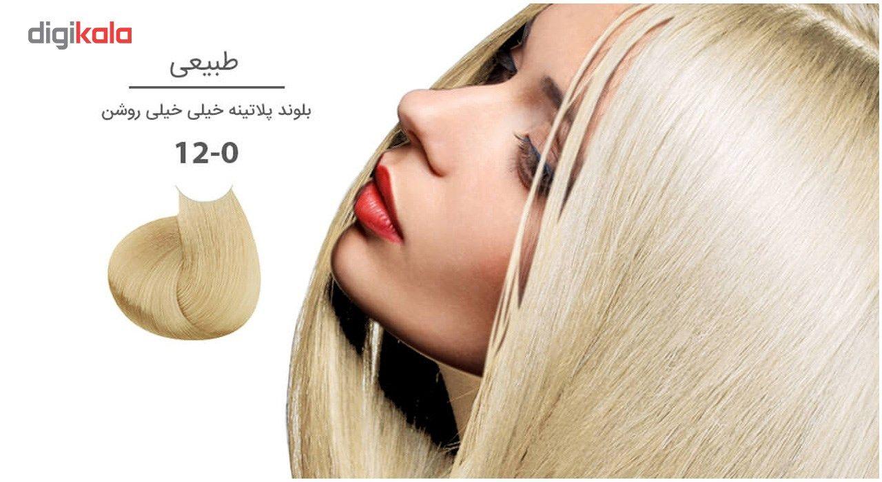 کیت رنگ موی مارال سری طبیعی شماره 12.0 main 1 2