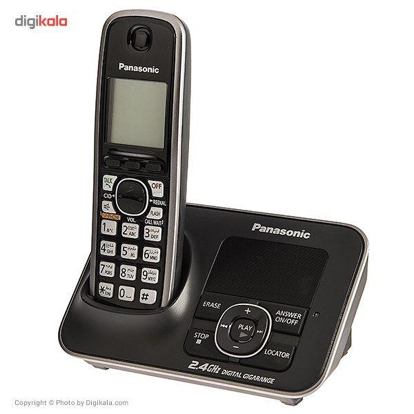 تلفن بی سیم پاناسونیک مدل KX-TG3721 main 1 2