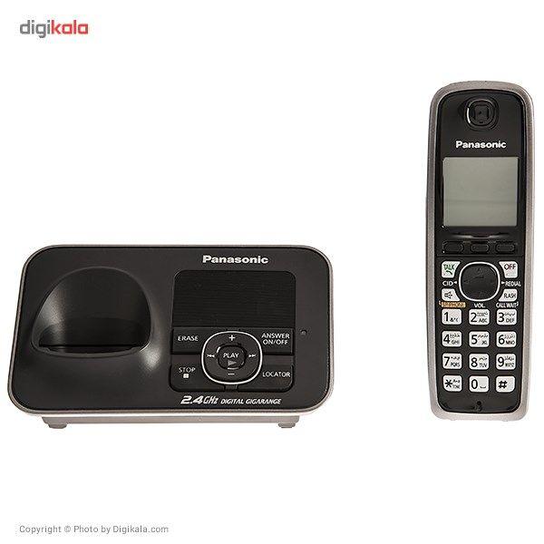 تلفن بی سیم پاناسونیک مدل KX-TG3721 main 1 4