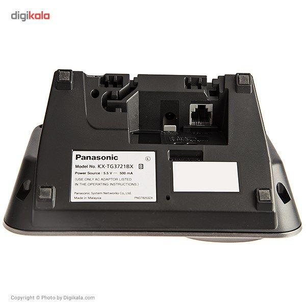 تلفن بی سیم پاناسونیک مدل KX-TG3721 main 1 5