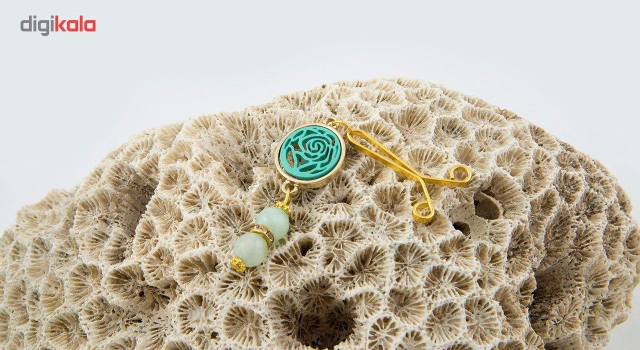 گیره روسری زنانه بهار گالری کد 001 -  - 5