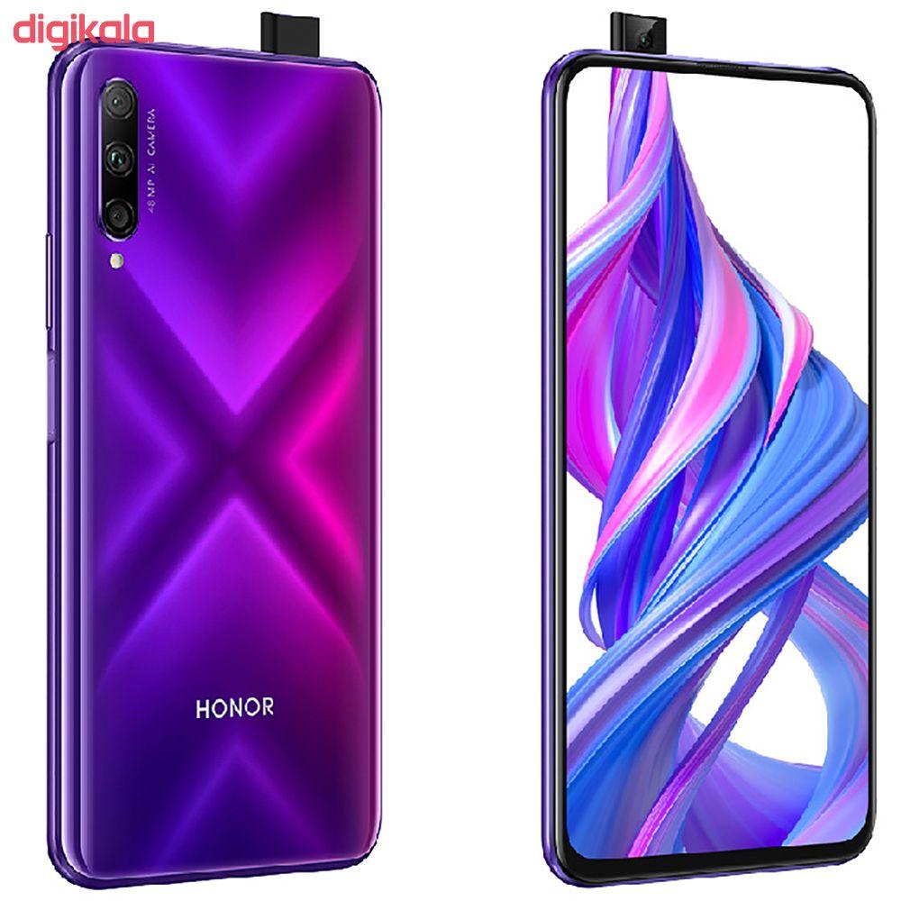گوشی موبایل آنر مدل 9X Pro HLK-L42 دوسیم کارت ظرفیت 256 گیگابایت و رم 6 گیگابایت main 1 3