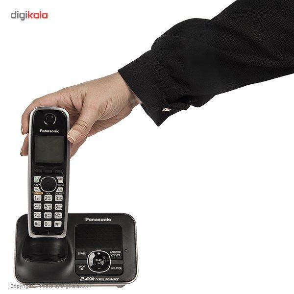 تلفن بی سیم پاناسونیک مدل KX-TG3721 main 1 7