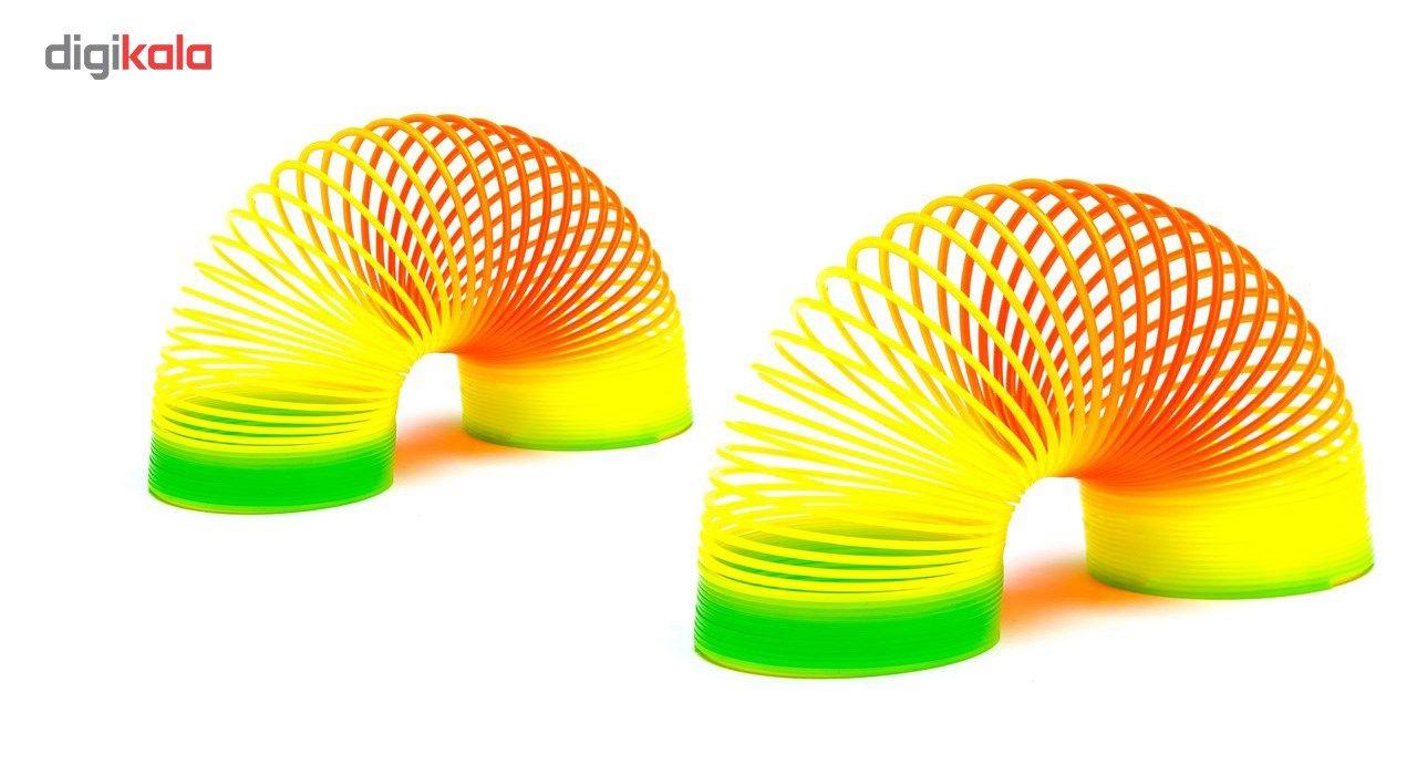 فنر بازی جادویی اسلینکی مدل رنگارنگ main 1 5