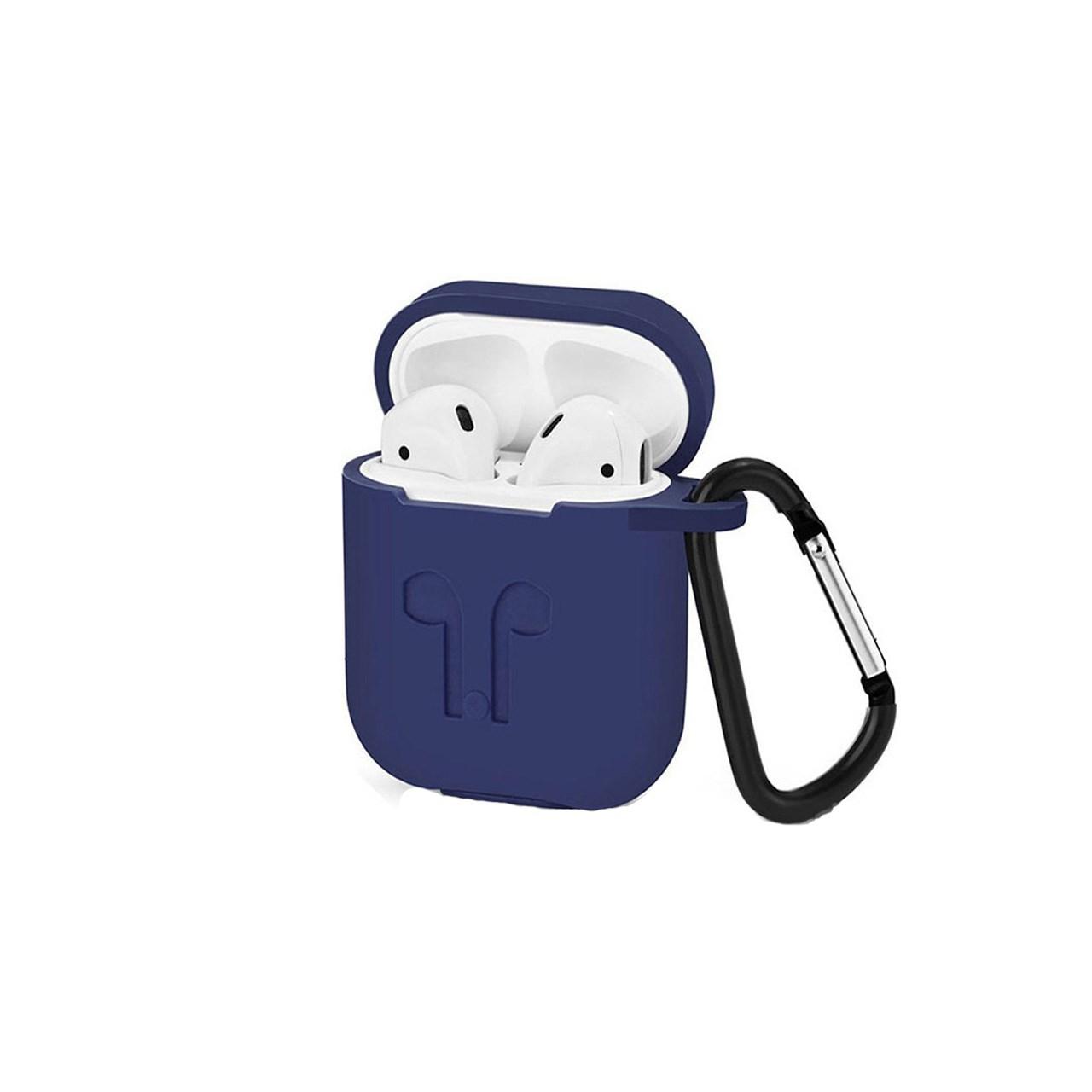 کاور محافظ سیلیکونی مناسب برای کیس Apple AirPods              ( قیمت عمده )