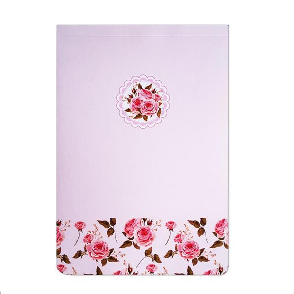 دفتر یادداشت 100 برگ پلنر هفتگی و ستوده کد Sbox008 سایز A5