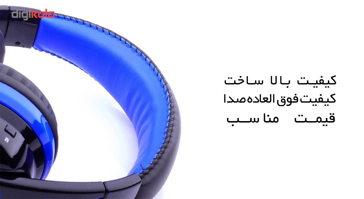 هدفون بلوتوثی  بی سیم مدل MX666 main 1 5