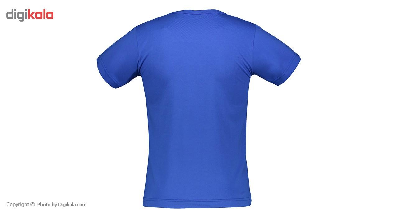 تی شرت  مردانه ناوالس کدMX200BL