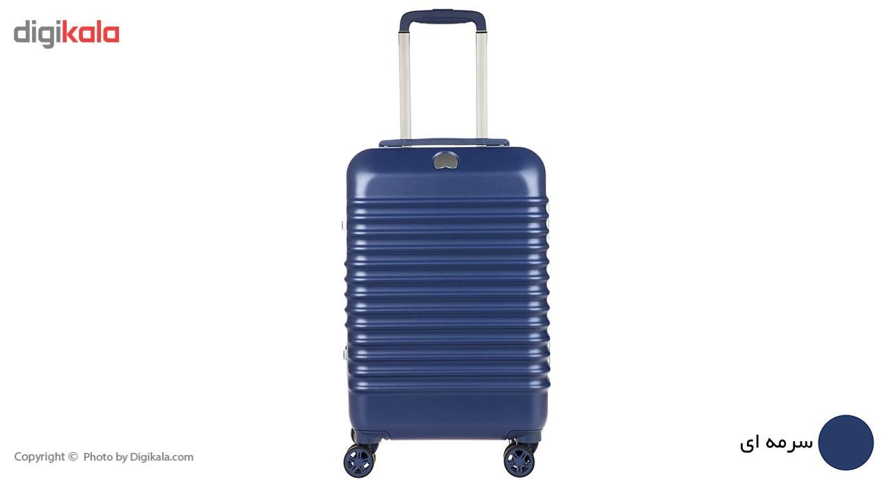 چمدان دلسی مدل Bastille سایز کوچک