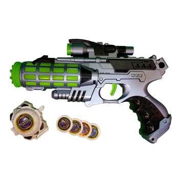 تفنگ اسباب بازی مدل 809