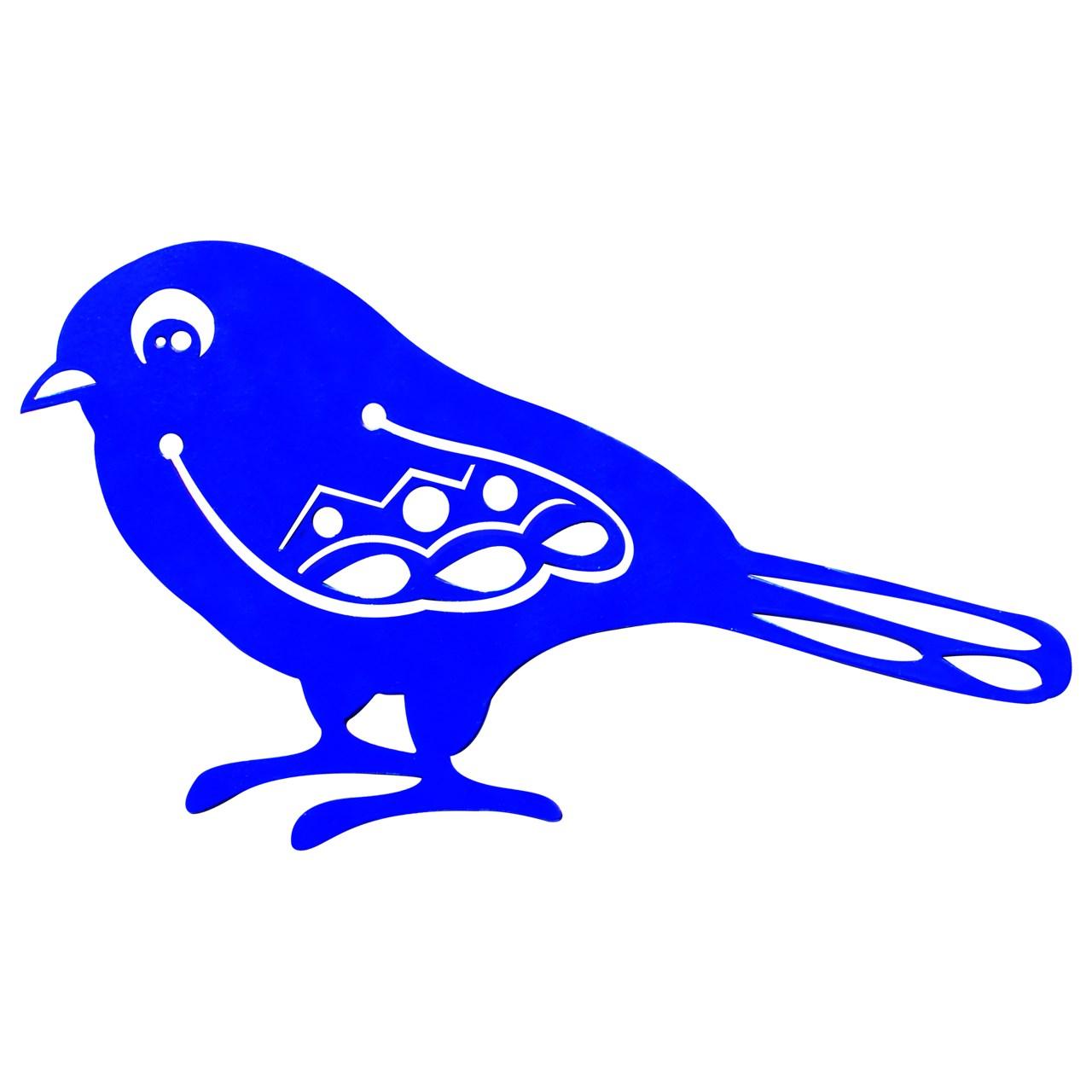 نشانگر کتاب طرح پرنده