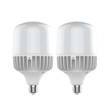 لامپ ال ای دی 50 وات تکنوتل  پایه E27 بسته 2 عددی