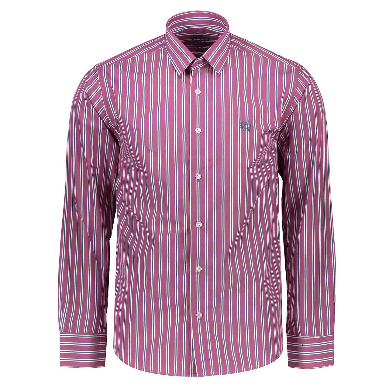 پیراهن مردانه ناوالس مدل VIP05PK