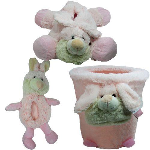 ست روکش 5 تکه تزینات اتاق کودک مدل Rabbit
