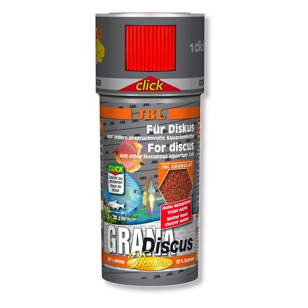 غذای دیسکس جی بی ال مدل گرانا کلیکی 110 گرمی