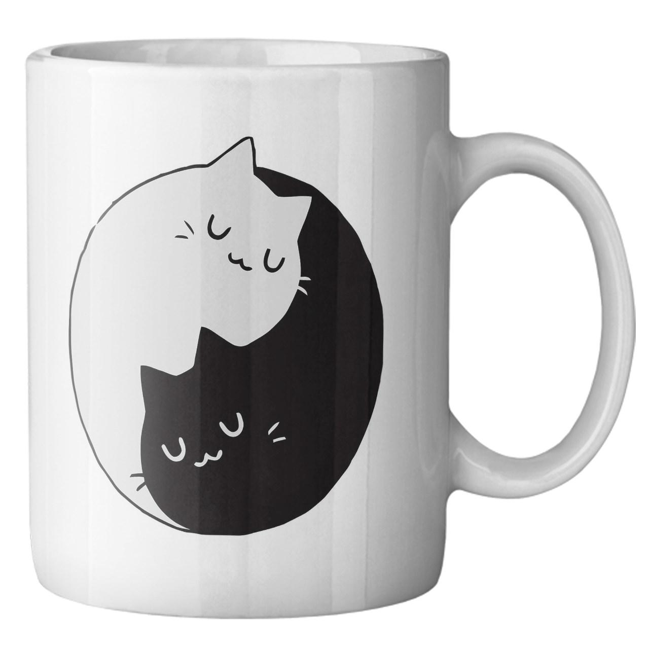 ماگ ماگستان مدل گربه فانتزی