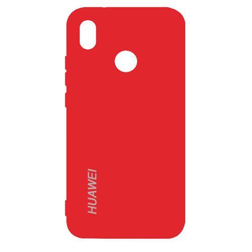 کاور سیلیکونی مناسب برای گوشی موبایل هوآوی Nova 3e/P20 Lite