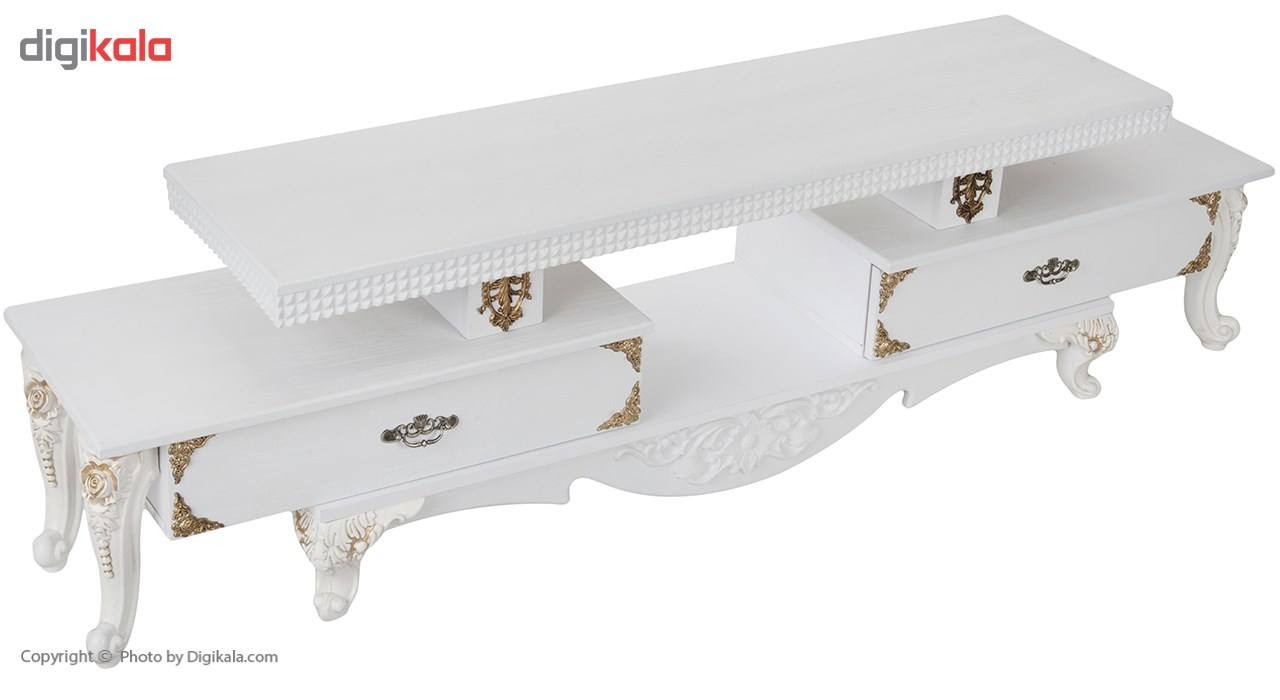 میز تلویزیون کارینو مدل EM127 main 1 2