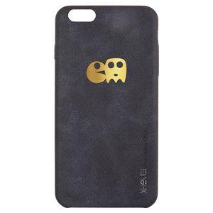 کاور چرمی ایکس لول مدل Glamour-039 مناسب برای  iphone 6 plus/6s plus