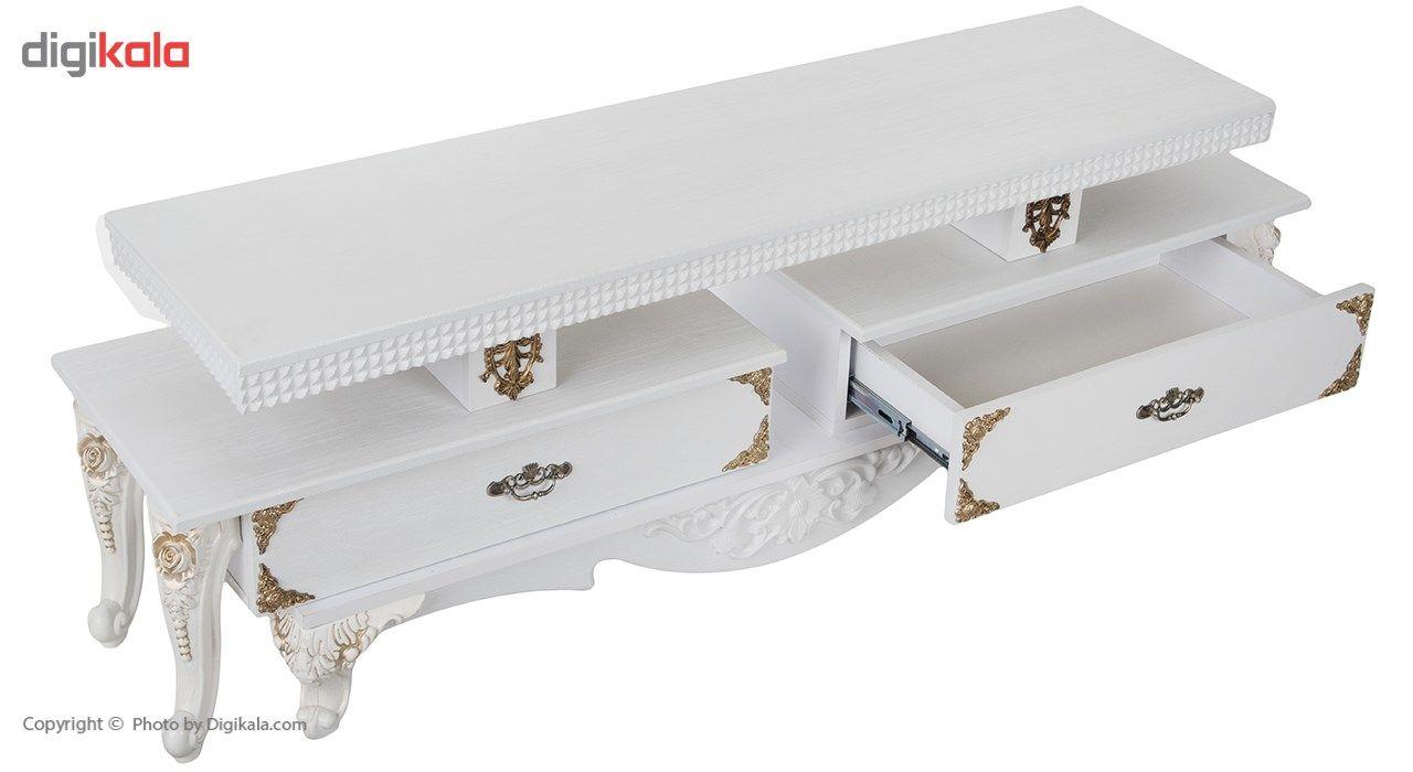 میز تلویزیون کارینو مدل EM127 main 1 5