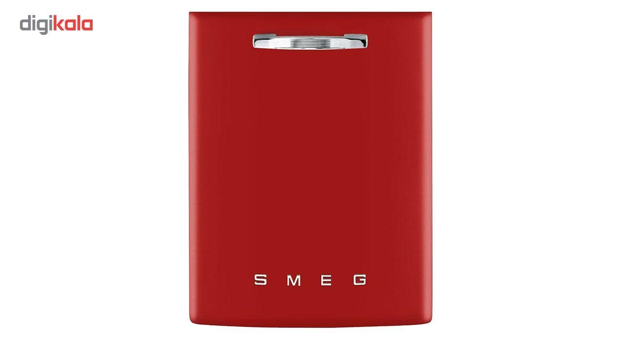 ماشین ظرفشویی توکار اسمگ مدل ST2FAB  Smeg ST2FABRD Built In Dishwasher