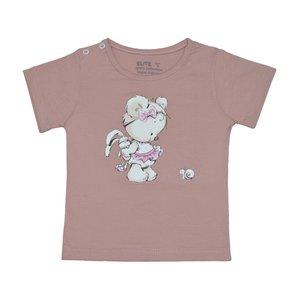 تی شرت دخترانه الیت مدل p-637