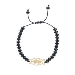 دستبند مارنا گالری طرح ماه تولد اردیبهشت مدل D9