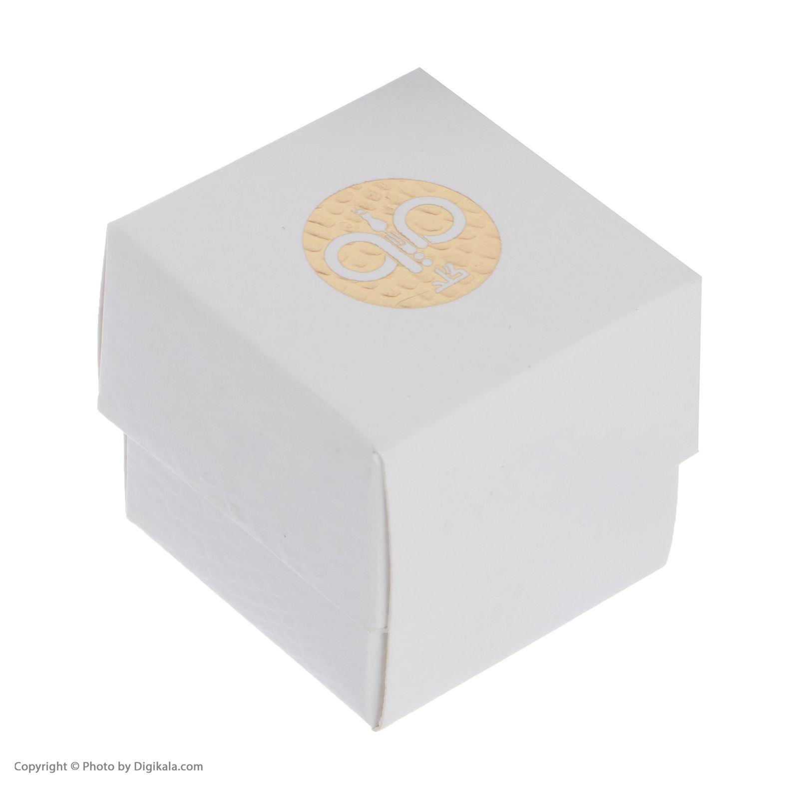 پابند طلا 18 عیار زنانه میو گلد مدل GD599 -  - 6