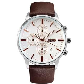 ساعت مچی عقربه ای مردانه اسکمی مدل 9103 کد 03