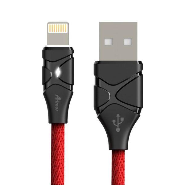 کابل تبدیل USB به لایتنینگ آیفون آیماس مدل Cotton به طول 1.8 متر