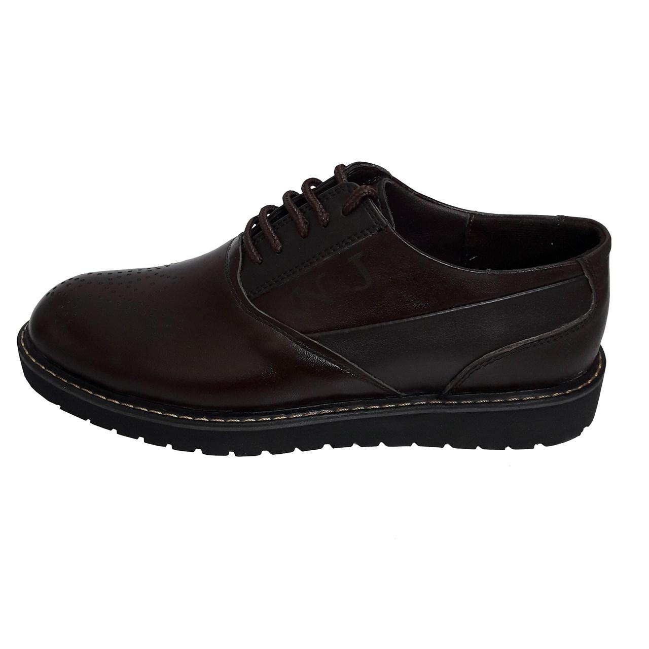 کفش مردانه مدل N J 001