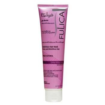ماسک مو فولیکا مناسب موهای شکننده و وزدار حجم100 میلی لیتر