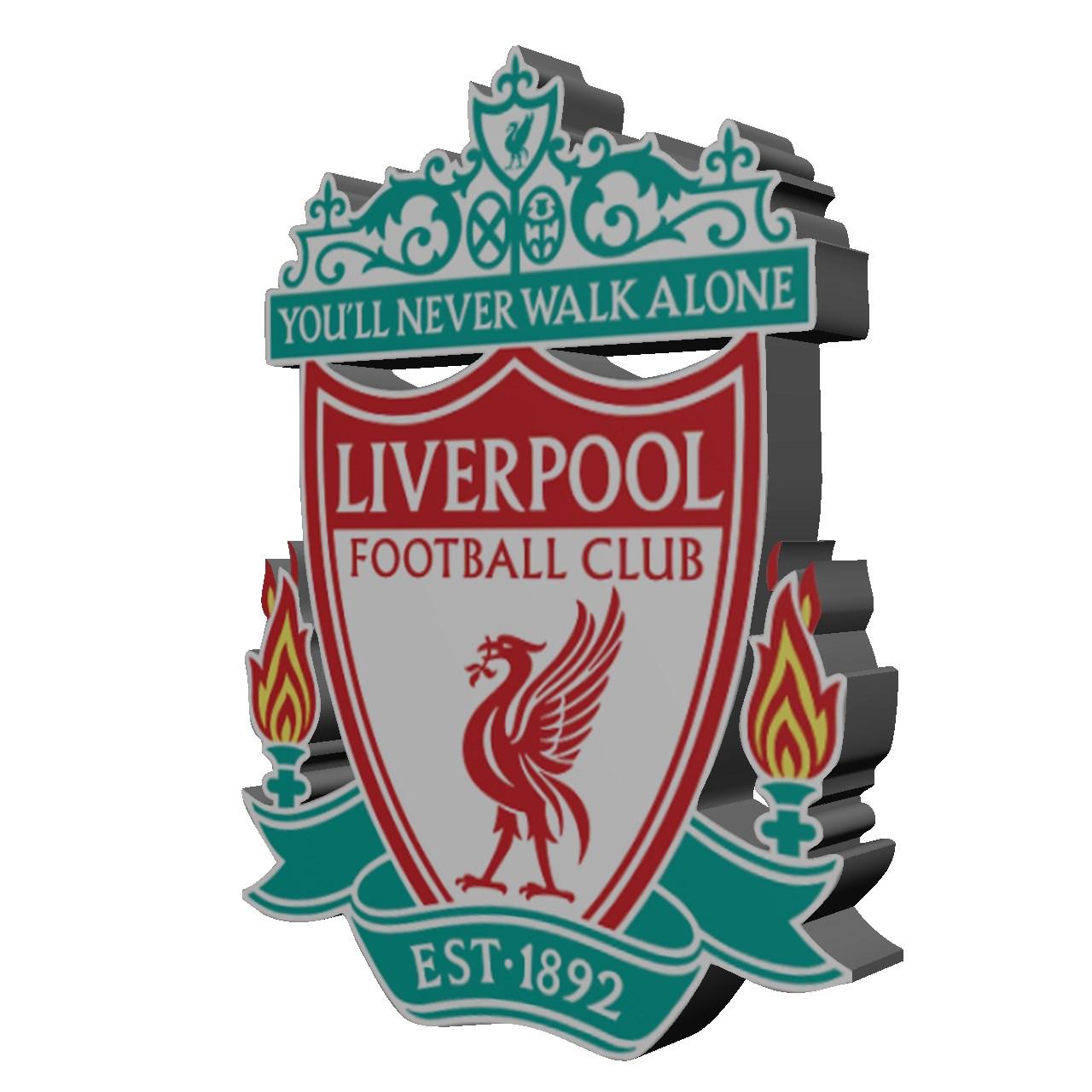 عکس پیکسل چوبی لیورپول بانیبو مدل Liverpool