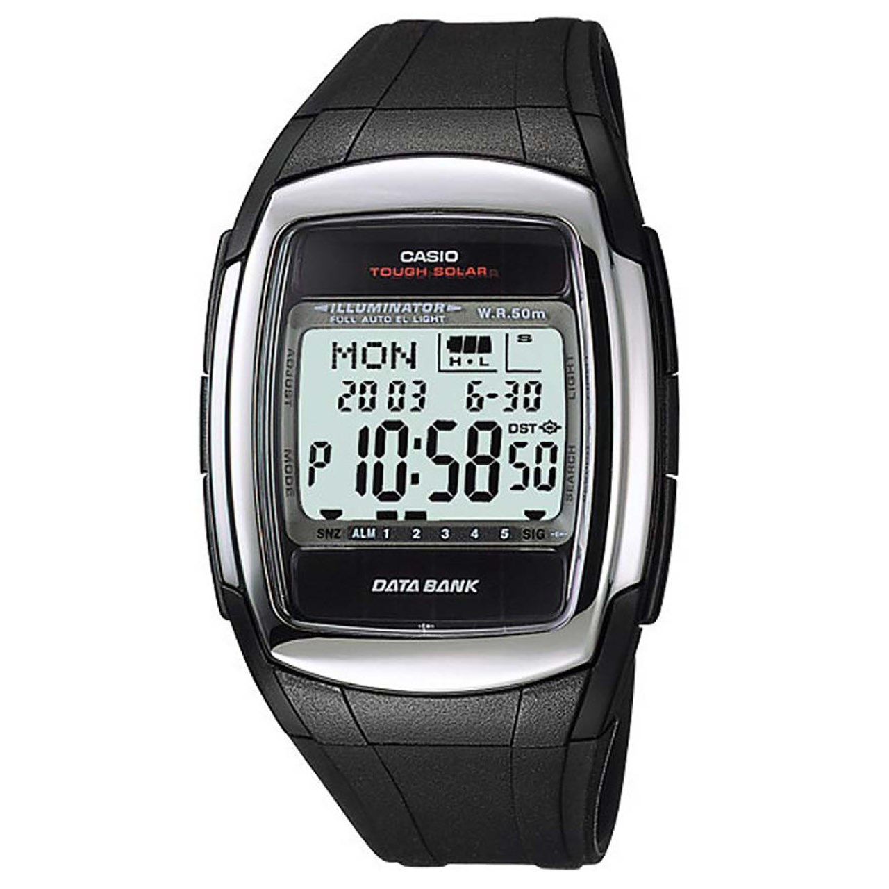 ساعت مچی دیجیتالی  کاسیو مدل DB-E30-1AVDF 39