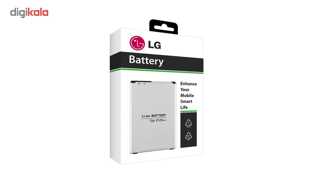 باتری موبایل مدل BL-45A1H با ظرفیت 2300mAh مناسب برای گوشی موبایل ال جی K10 2016 main 1 3