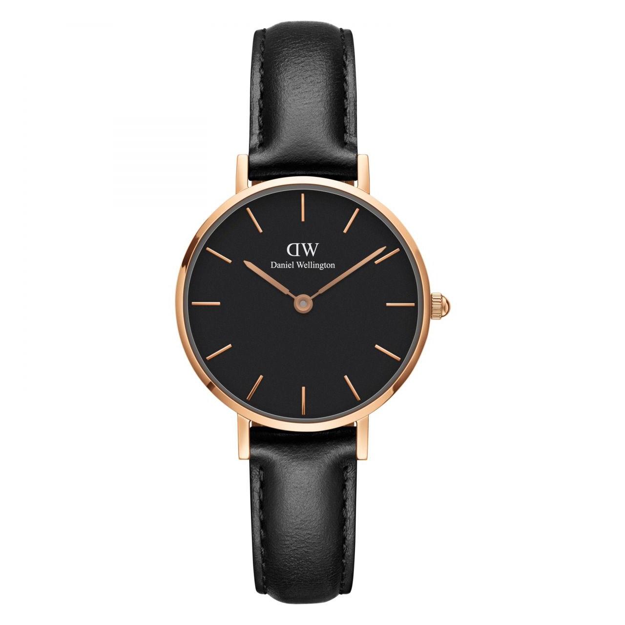 ساعت مچی عقربه ای زنانه دنیل ولینگتون مدل DW00100224