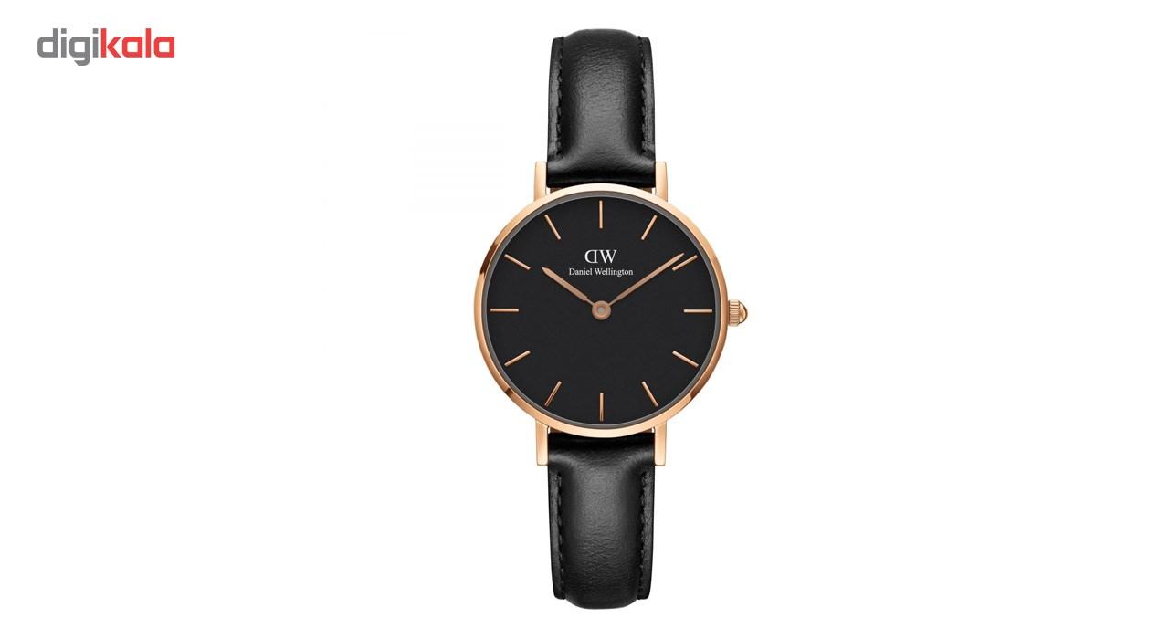 ساعت مچی عقربه ای زنانه دنیل ولینگتون مدل DW00100224              خرید (⭐️⭐️⭐️)