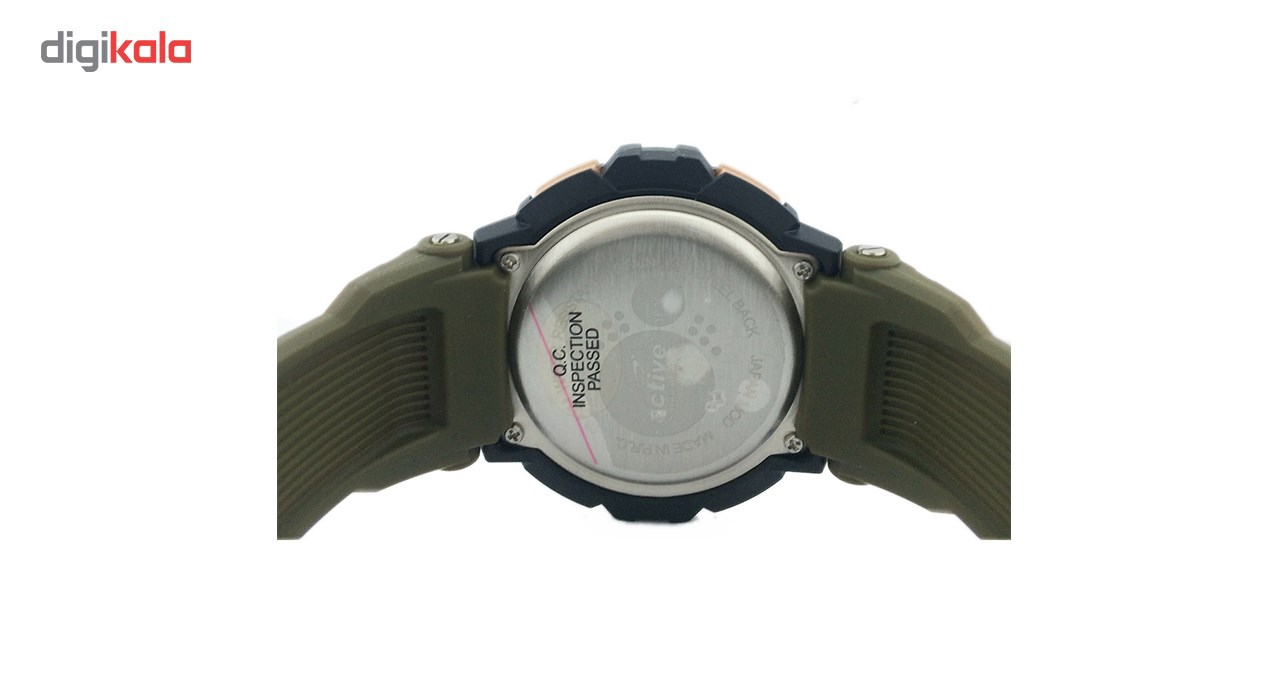 ساعت مچی دیجیتال مردانه اکتیو مدل YP1773703              اصل