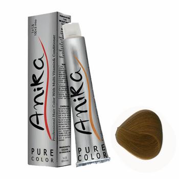 کیت رنگ مو آنیکا سری CACAO مدل بلوند کاکائویی روشن شماره 8.53