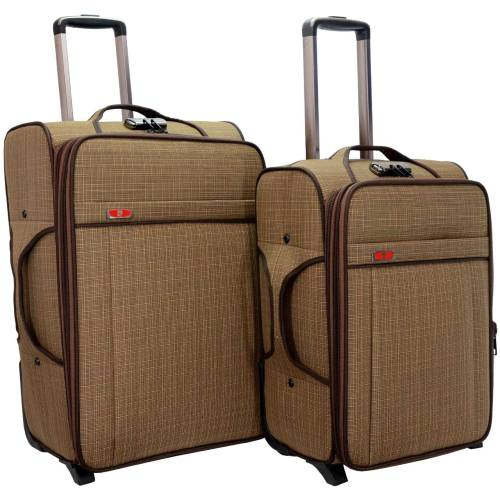 مجموعه دو عددی چمدان پی کا مدل PK-BR2024