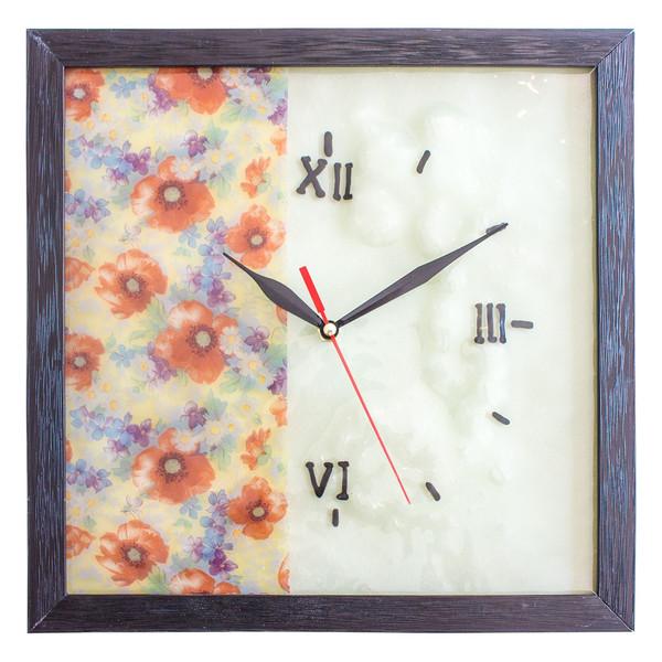 ساعت دیواری آمینا دیزاین کد S107